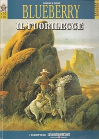 BLUEBERRY N. 10 - IL FUORILEGGE