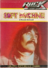 SOFT MACHINE - ROCK STORIA E M