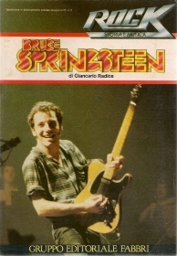 BRUCE SPRINGSTEEN - ROCK E MUSICA