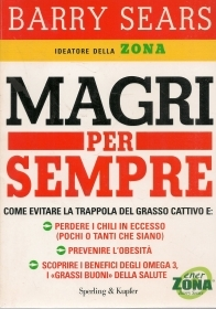 MAGRI PER SEMPRE - BARRY SEARS