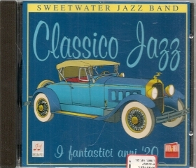 CLASSICO JAZZ - SWEETWATER JAZZ BAND - CD
