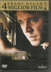 A BEATIFUL MIND  - DVD -