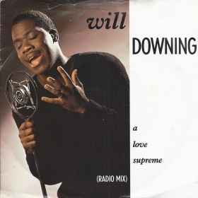 A LOVE SUPREME  radio mix - dub in the house remix # WILL DOWNING
