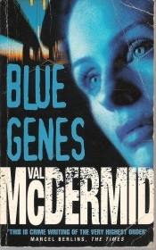 BLUE GENES - VAL McDERMID - english text