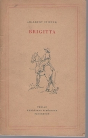 BRIGITTA - ADALBERT STIFFER - GERMAN TEXT