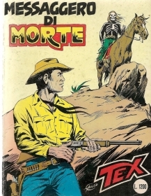 TEX N° 303 - MESSAGGERO DI MORTE