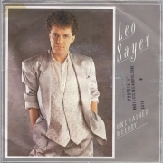 UNCHAINED MELODY - HEART FOR SALE = LEO SAYER