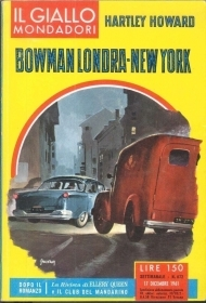 BOWMAN LONDRA-NEW YORK - HARTLEY HOWARD