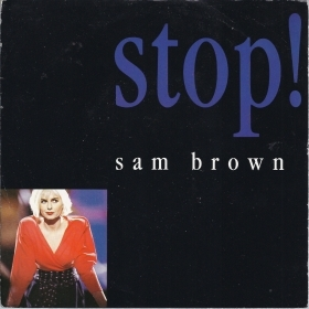 STOP! - BLUE SOLDIER # SAM BRO