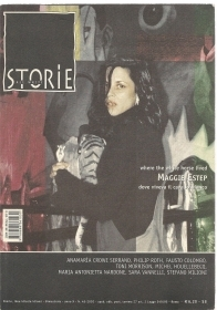 STORIE ALL WRITE N° 42 -  MAGGIE ESTEP (ITALIA/ENGLISH TEXT) - ED. LECONTE