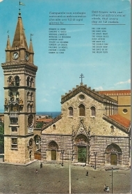 MESSINA - CATTEDRALE - NV