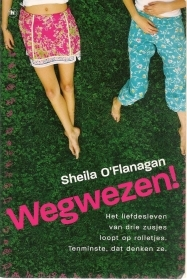 WEGWEZEN - SHEILA O'FLANAGAN   DUTCH TEXT