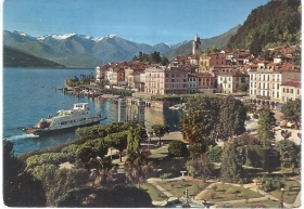 BELLAGIO - LAGO DI COMO - V 19