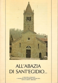 ALL'ABAZIA DI SANT'EGIDIO    - SOTTO IL MONTE -