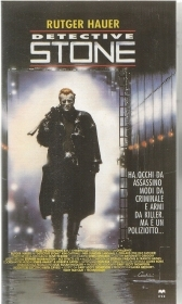 DETECTIVE STONE - RUTGHER HAUER - VHS