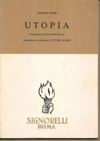 UTOPIA - THOMAS MORE   intr. e