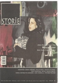 STORIE ALL WRITE N° 42 -  MAGGIE ESTEP (ITALIA/ENGLISH TEXT)