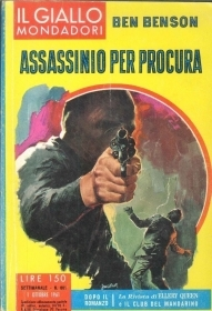 ASSASSINIO PER PROCURA - BEN BENSON