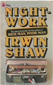 NIGHT-WORK  -  IRWIN ASHAW (ENGLISH TEXT)