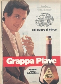 GRAPPA PIAVE - ADVERSITING -