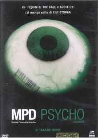 MPD PSICHO VOL. 2 - DVD