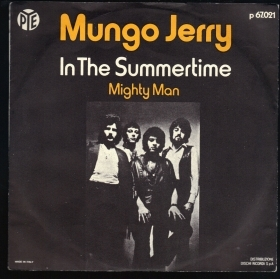 IN THE SUMMERTIME - MIGHTY MAN