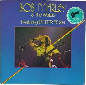 BOB MARLEY & The Wailers Featuring PETER TOSH # BOB MARLEY & The Wailers