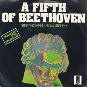 A FIFTH OF BEETHOVEN - BALL IN PLAY # FANTASTIC SOUL INVENTION (black cover)