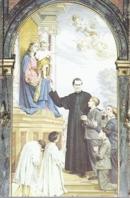 DON BOSCO - PENSIERI - SANTINO - AS012-138