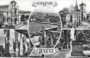 GENEVE/GINEVRA - 5VEDUTE/5PICTURES - V1952