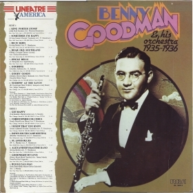 BENNY GOODMAN & his orchestra 1935-1936 # LINEATRE AMERICA