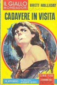 CADAVERE IN VISITA - BRETT HALLIDAY