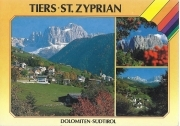 TIERS   ST ZYPRIAN  --  TIRES  S. CIPRIANO - VIB SD - FG