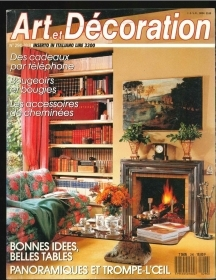 ART E DECORATION  DECEMBRE 1989 - AA.VV.