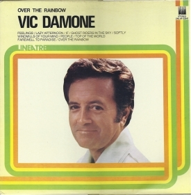 OVER THE RAINBOW # VIC DAMONE