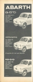 ABARTH - AUTO - ADVERSITING