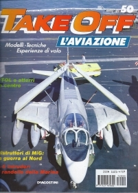 TAKE OFF  L\'AVIAZIONE - fascic