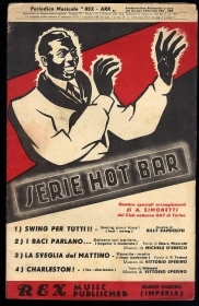 SERIE HOT BAR - 4 BRANI CON SP