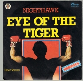 EYE OF THE TIGER vocal - instr