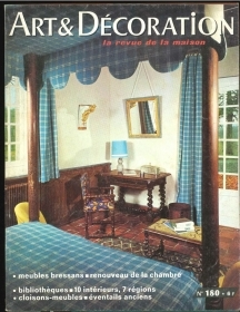 ART E DECORATION  SEPTEMBRE 1974 - AA.VV.