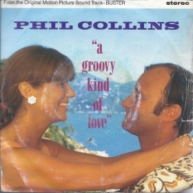 A GROOVY KIND OF LOVE - BIG NOISE ( instrumental ) # PHIL COLLINS - UK press