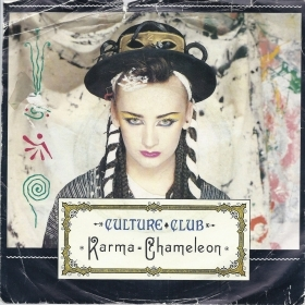 KARMA CHAMELEON - THAT\'S THE W