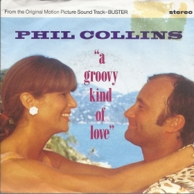 A GROOVY KIND OF LOVE - BIG NOISE (instrumental) # PHIL COLLINS