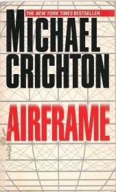 AIRFRAME - MICHAEL CRICHTON - (ENGLISH TEXT)