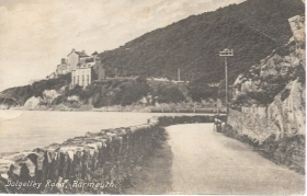 BARMOUTH - DOLGELLEY ROAD - V/1912