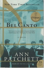 BEL CANTO - ANN PATCHETT    ENGLISH TEXT