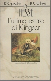 L\'ULTIMA ESTATE DI KLINGSOR -