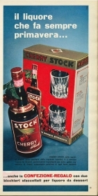 Il liquore che fa sempre primavera CHERRY STOCK- ADVERTISING