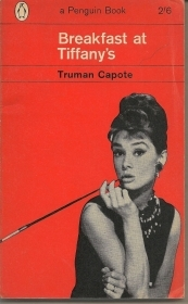 BREAKFAST AT TIFFANY'S - TRUMAN CAPOTE  english text