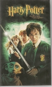 HARRY POTTER E LA CAMERA DEI SEGRETI - VHS